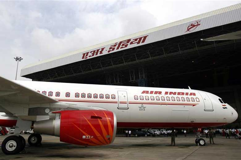 Air India flight makes emergency landing at Mumbai airport
