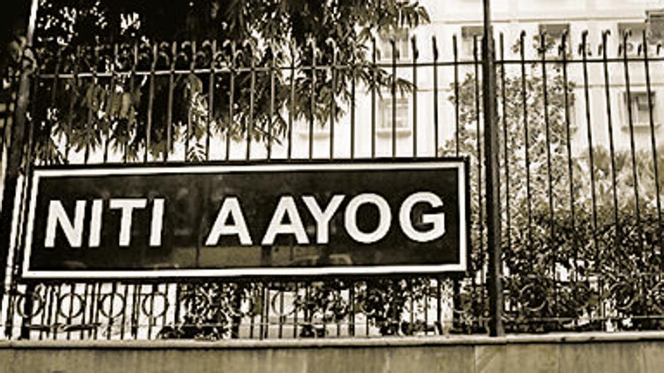 Kerala tops NITI Aayog
