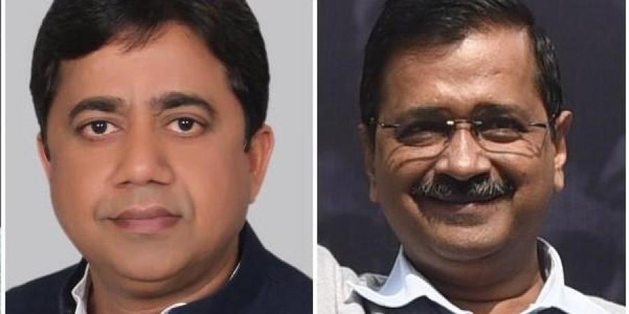 BJP fields Sunil Yadav against CM Kejriwal in Delhi Assembly polls