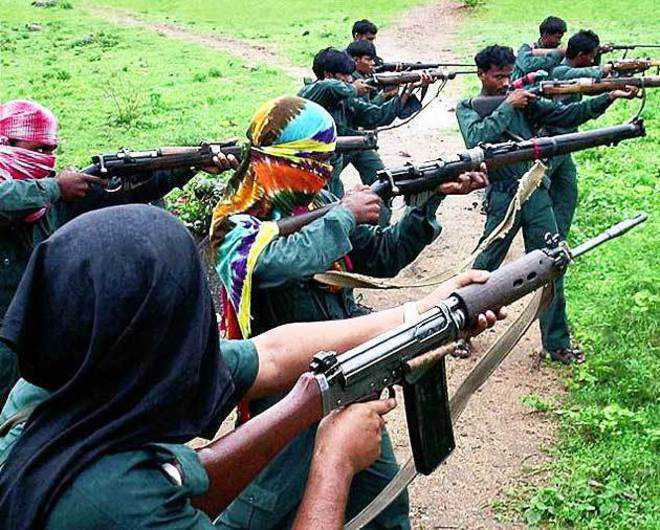 Woman Naxal killed in encounter with police in Chattisgarh
