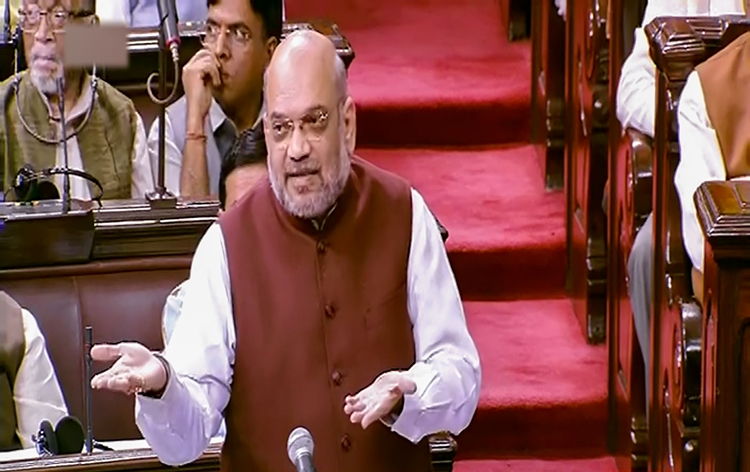 An illegal migrants will be identified and deported: Amit Shah