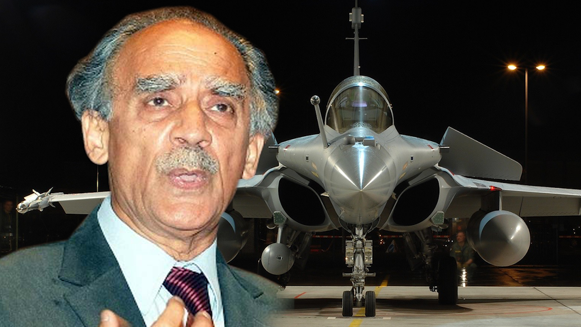 Arun Shourie delighted on SC verdict on Rafale