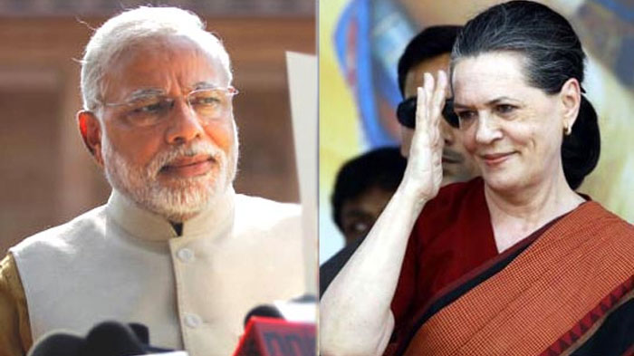 PM Modi wishes Sonia Gandhi on her birthday