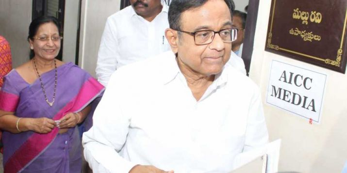 Confronted by five persons, P Chidambaram answered 400 questions in CBI custody