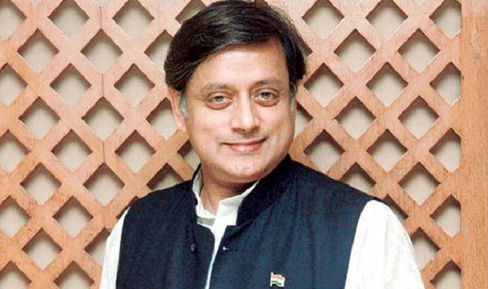 Tharoor takes a dig at government on nationalism