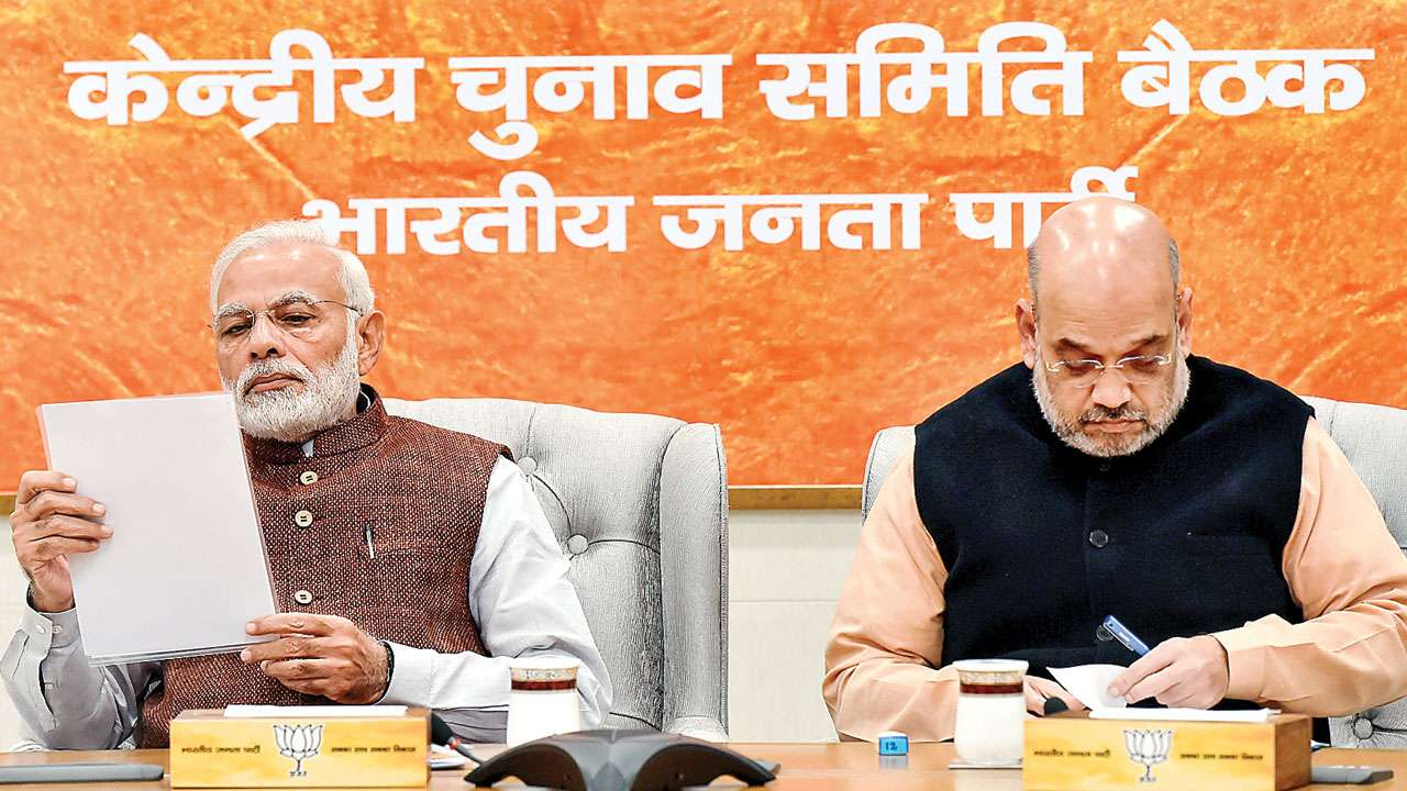 Rajasthan assembly polls: BJP declares names for six seats in Bharatpur