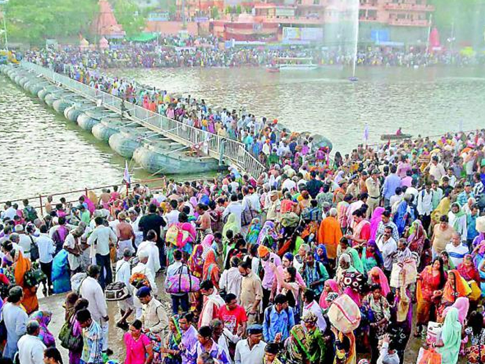 Kumbh Mela attracting large number of devotees every day