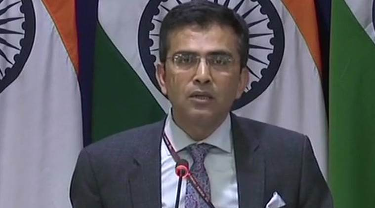 Talks and terror cannot go together with Pakistan, reiterates India