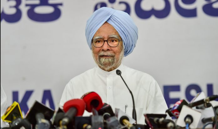 Manmohan Singh nominated to parliamentary standing committee on finance