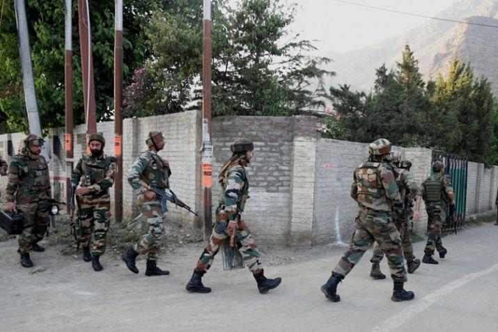 3 militants killed in encounter in Anantnag, J&K