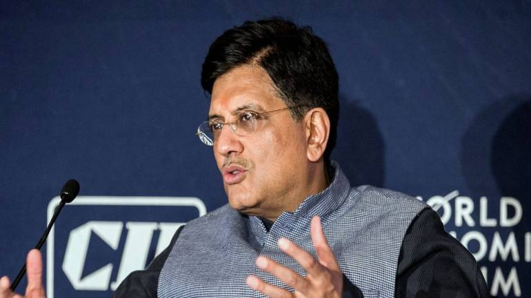 No proposal to privatise Railways: Piyush Goyal