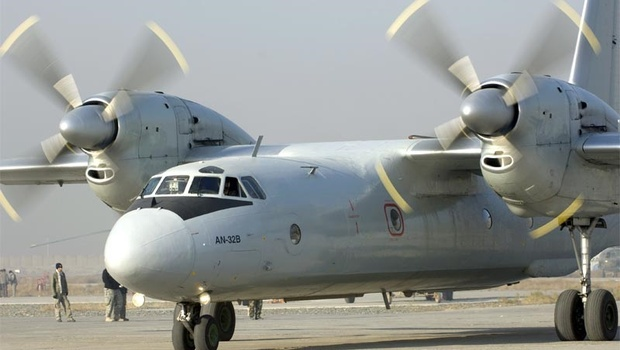 Search for missing IAF AN32 aircraft continues for 6th day today