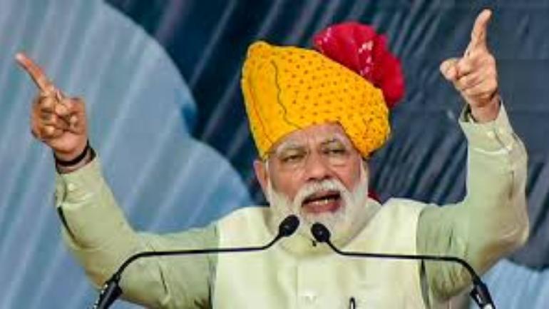 Poll panel seeks details of PM Modi's Balakot strike remarks:Report