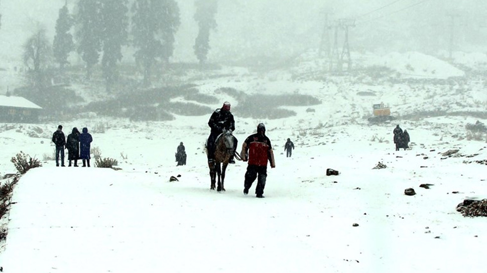 IMD predicts rain and snowfall in Himachal Pradesh