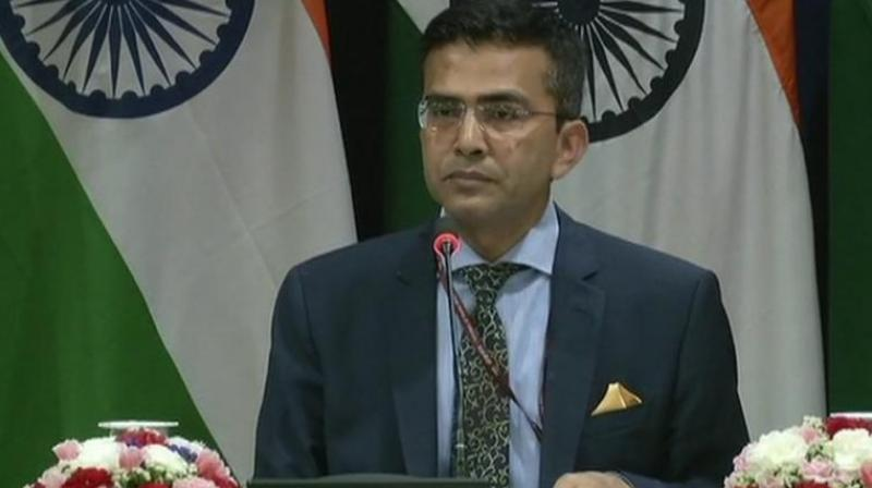 India's non-military strike on JeM camp in Pakistan achieved its objective: MEA