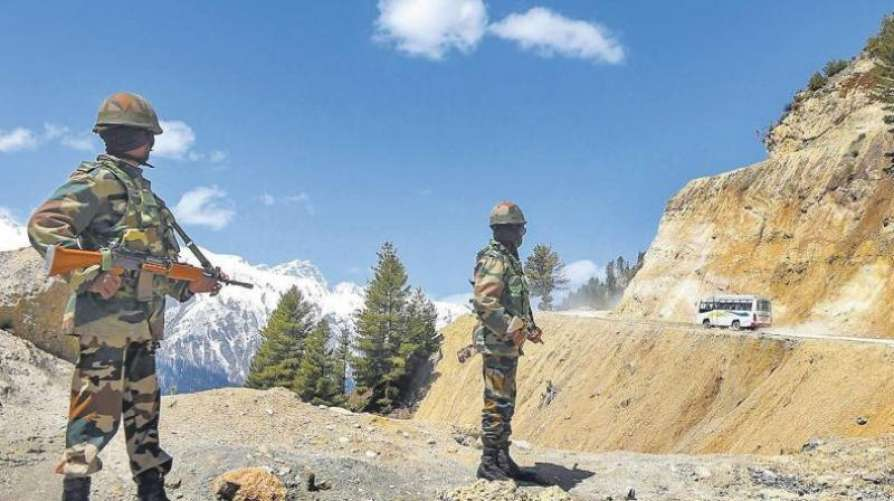 Indian Army hands over PLA soldier apprehended in eastern Ladakh