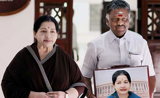 Visited hospital daily but could not meet Jayalalithaa even once:  O Panneerselvam