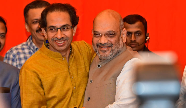 BJP, Shiv Sena will contest Maha polls together: Fadnavis