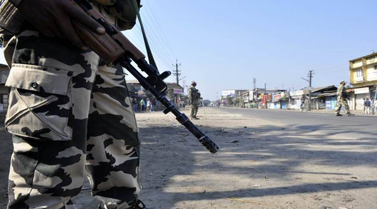 Four Army jawans injured in IED blast in J&K
