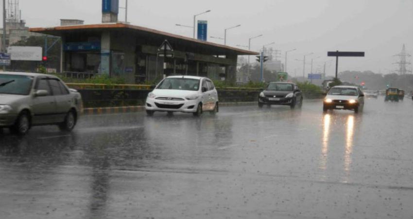 Vidarbha region of Maharashtra experiencing heavy rains