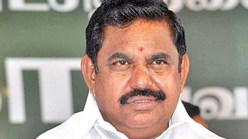 TN CM K Palaniswami lays foundation for various projects