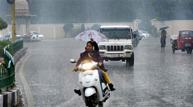 Rains lash several parts of Punjab,Haryana