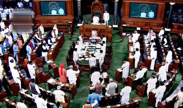 Lok Sabha passes arbitration bill