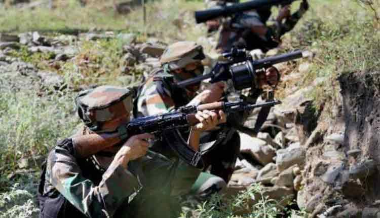 India destroys several terror launch pads in PoK
