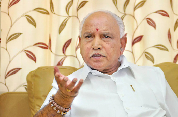 Karnataka CM Yediyurappa turns 78 today