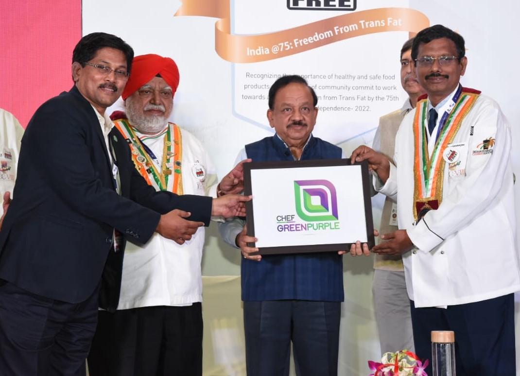 Health Minister Harsh Vardhan launches