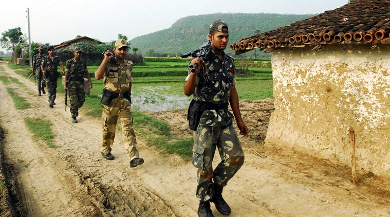 3 Maoists killed In Bastar region of Chattisgarh