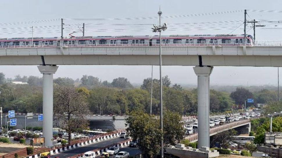 Centre approves two corridors of Surat Metro project