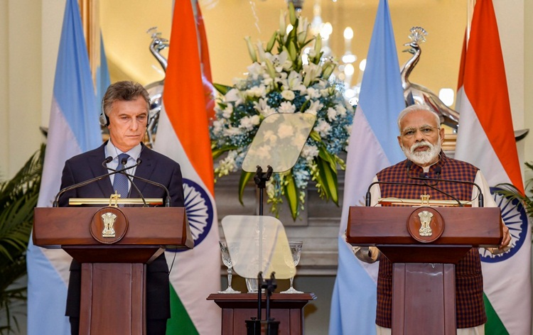 India, Argentina to elevate multi-faceted cooperation to strategic partnership