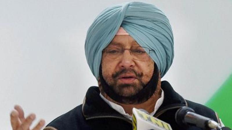 Amritsar train accident: Punjab CM Amarinder Singh announces 5 lakh aid to kin of deceased