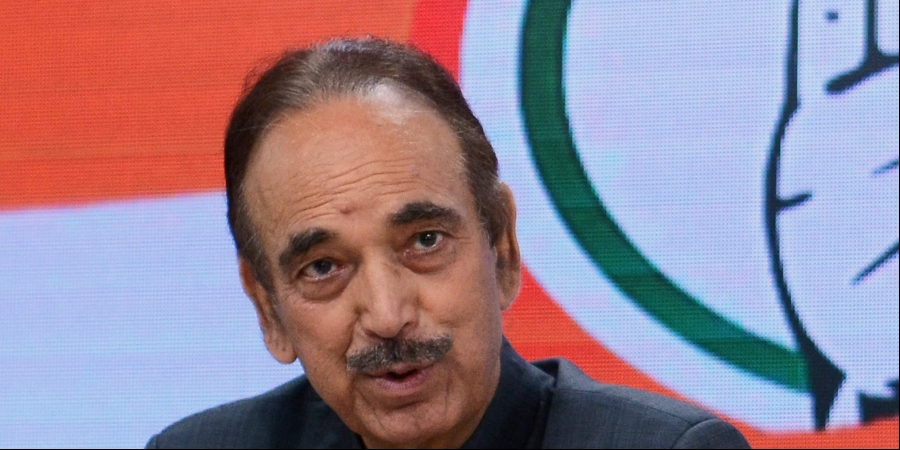If situation is normal, why political leaders are under house arrest?: Azad questions claims of normalcy in J-K