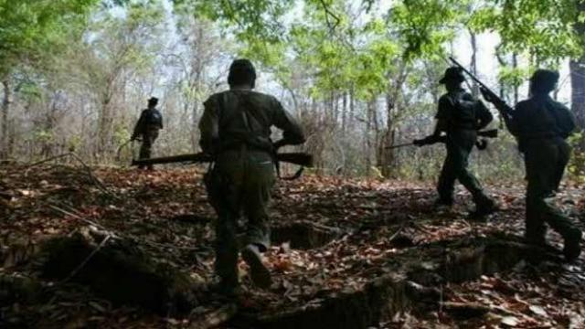 3 Naxals killed in encounter in Bihar