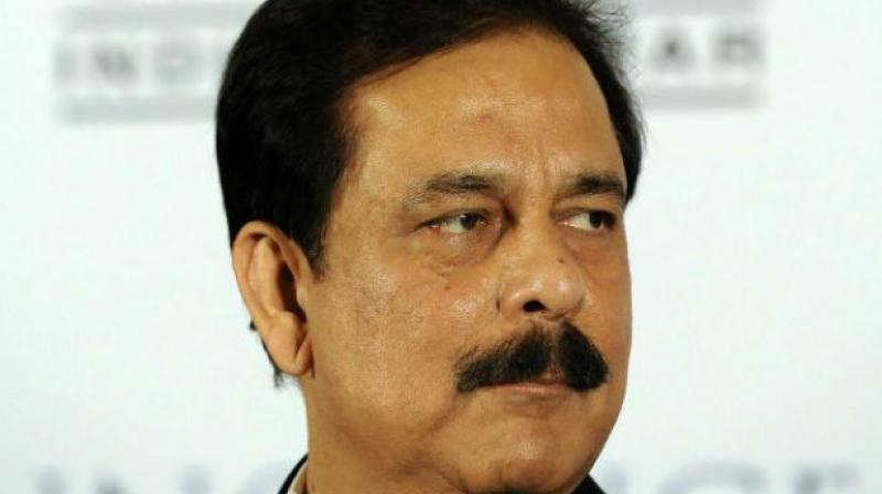 Sahara Chief Subrata Roy gets 4 weeks parole