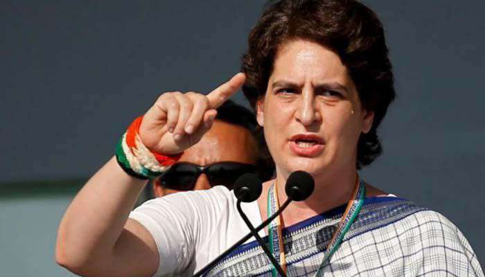 Priyanka Gandhi backs appointment of Muslim professor at BHU