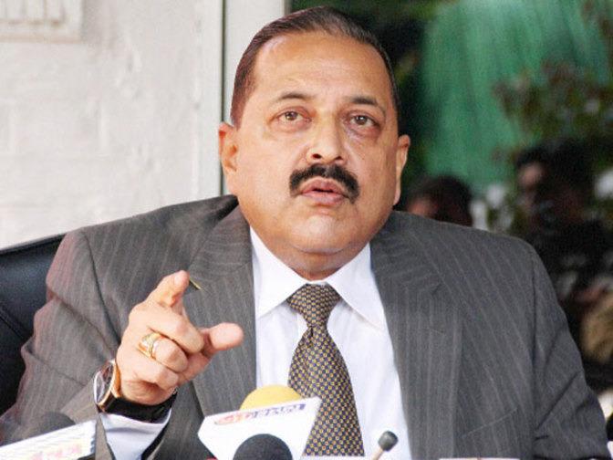 Time has come to make Jammu and Kashmir model state: Jitendra Singh