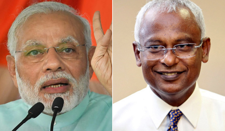 PM Modi to attend swearing-in ceremony of new President of Maldives