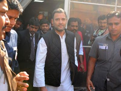 Rahul leaves for Saharanpur, UP police says will stop him at border