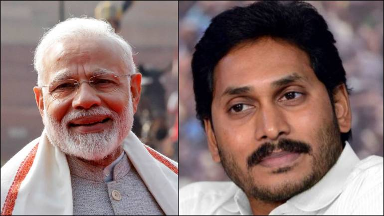 PM Modi assures full support of Cetre to Andhra Pradesh