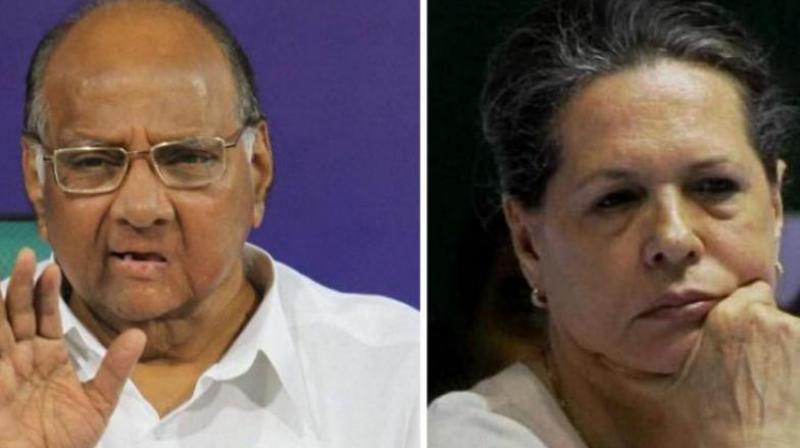 Sharad Pawar to meet Sonia Gandhi today