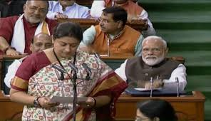1,100 indigenous PPE kit manufacturers developed by govt till date: Smriti Irani