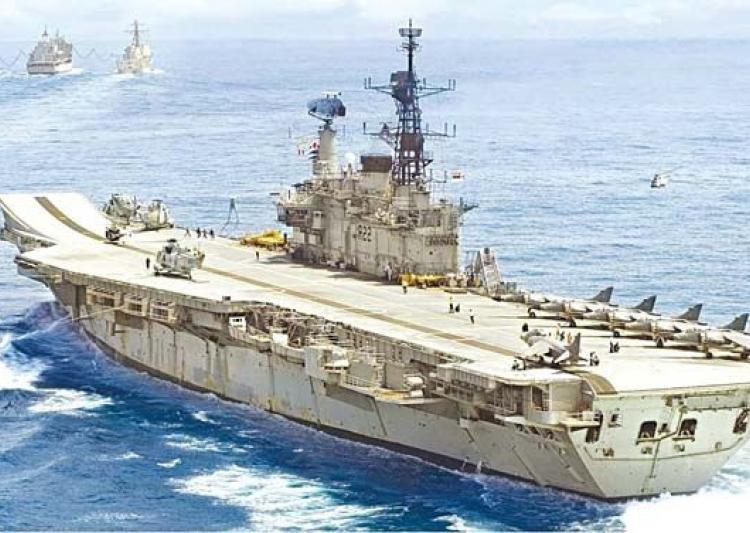 INS Viraat to retire on March 6