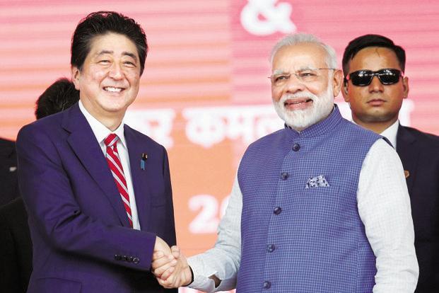 modi-congratulates-japanese-pm-shinzo-abe-on-his-victory-in-polls