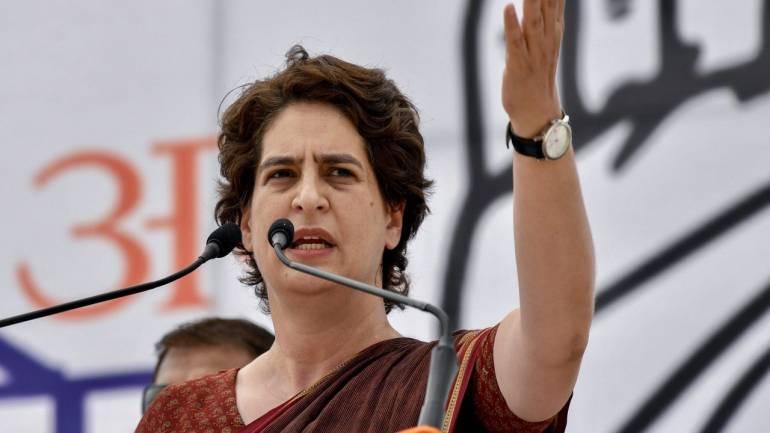 UP govt terrorising journalists, farmers: Priyanka Gandhi slams Yogi over Prashant