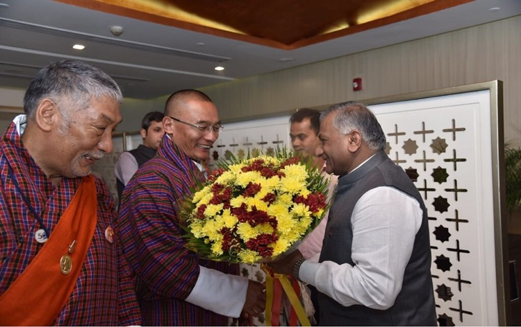 Bhutan Prime Minister to visit India from Dec 27-29