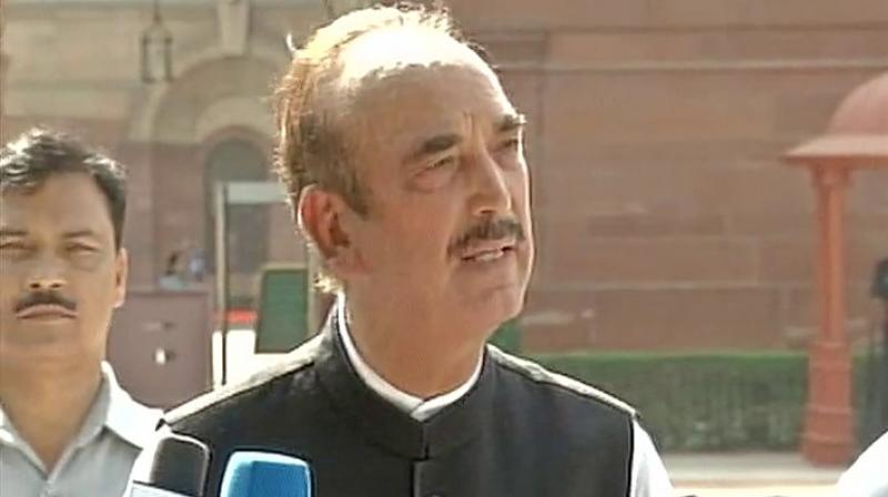 Anyone can be brought along with money: Azad on Doval