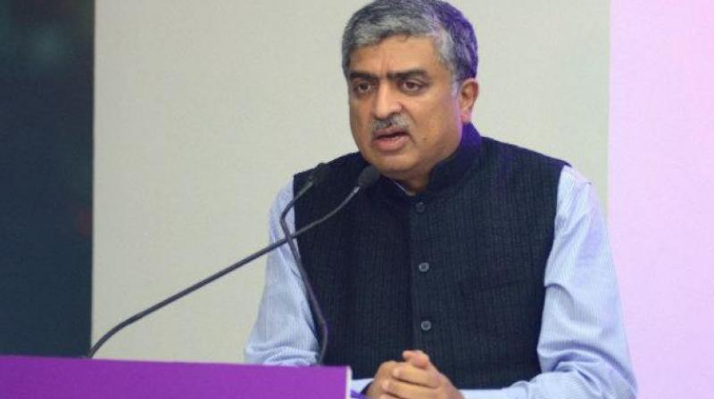 Aadhaar helped Indian govt save USD 9 billion: Nilekani